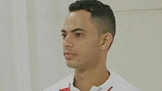 Kássio - Salgueiro (Foto: Reprodução/TV Globo)