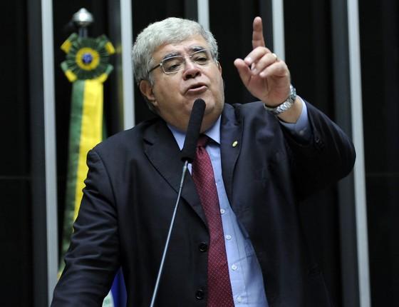 O deputado Carlos Marun (Foto: Lucio Bernardo Junior / Câmara dos Deputados)