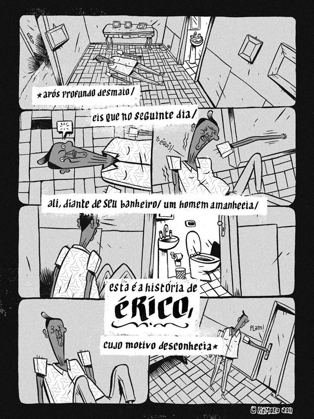 HQs: Tesouros da Gibiteca (Foto: Divulgação/RPC TV)