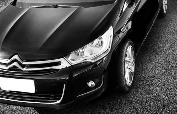 Citroën divulga teaser do C4 Lounge (Foto: Divulgação)