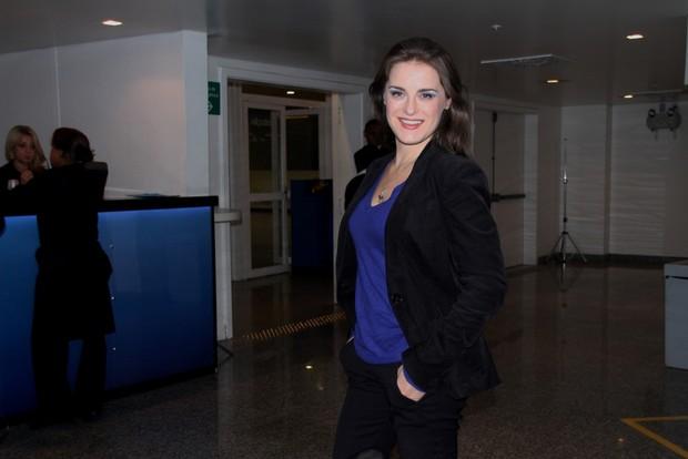 Alessandra Maestrini (Foto: Graça Paes/Photo Rio News)