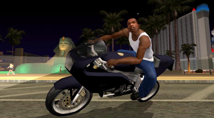 GTA San Andres é um dos jogos no Google Play Game Week (Foto: Divulgação/Rockstar)