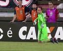 """Salvador nos 90 minutos e nos pênaltis, Magrão, do Sport, é o """"vilão"""""""