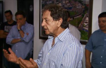 Brenno Spinelli, presidente do Comercial (Foto: Reprodução EPTV)