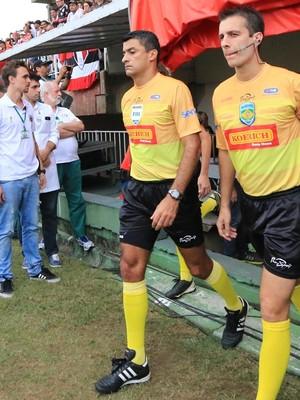 Sandro Meia Ricci (Foto: Luiz Henrique / Figueirense FC)