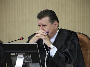 Mário Mazurek, juiz convocado do Tjap (Foto: Ascom/Tjap)