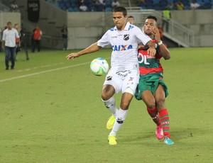 Marlon - ABC x Portuguesa (Foto: Fabiano de Oliveira)