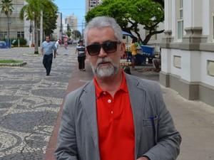 Wellington de Campos é advogado  (Foto: Tássio Andrade/G1)