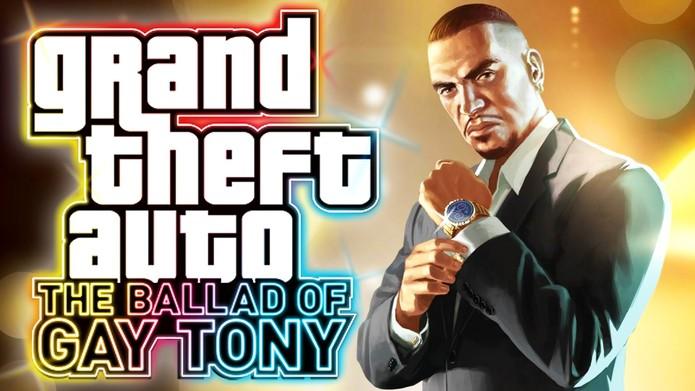 The Ballad of Gay Tony foi um dos elogiados DLCs de GTA 4 (Foto: Divulgação/Rockstar)