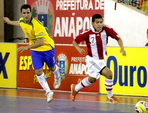 Vinicius futsal Brasil  (Foto: RBS)