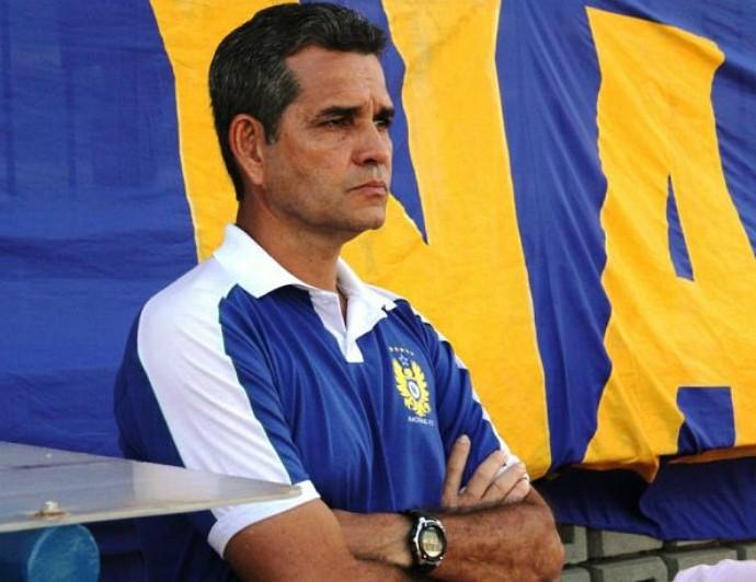 Técnico do Nacional Álvaro Miguéis (Foto: Divulgação/Nacional)