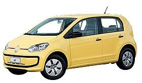Volkswagen up! (Foto: Autoesporte)