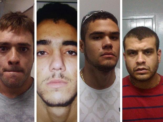 Presos escaparam na tarde desta quarta do Complexo Penal João Chaves (Foto: Divulgação/Sejuc)