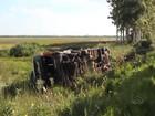 Vítima de acidente no RS dormiu ao volante, diz motorista de ônibus