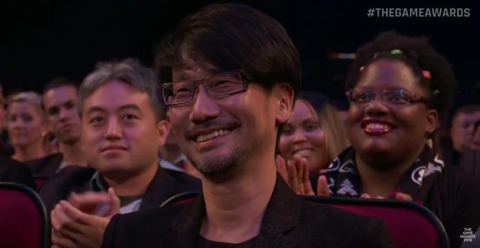 Hideo Kojima foi homenageado pelo The Game Awards (Foto: Reprodução/The Game Awards)
