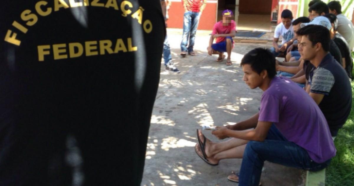 Polícia Federal investiga uso de mão de obra escrava indígena no ... - Globo.com