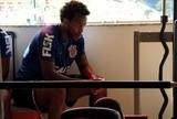 Gil será julgado por expulsão contra o Atlético-MG e pode pegar seis jogos