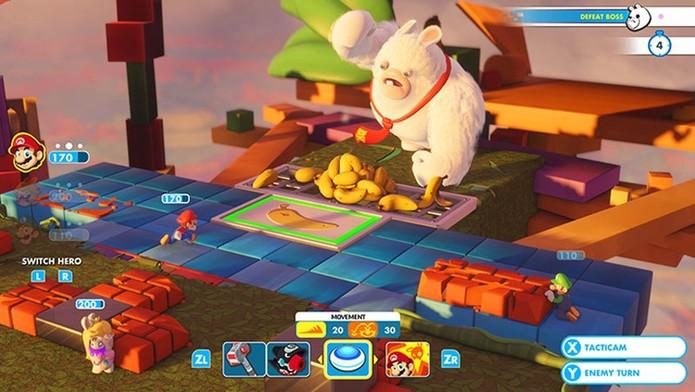 Mario + Rabbids Kingdom Battle (Foto: Divulgação/Ubisoft)