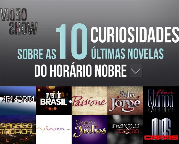Curiosidades (Foto: vídeo show)
