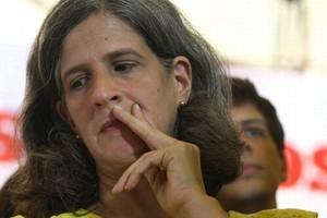 Renata Campos (Foto: André Coelho / Agência O Globo)