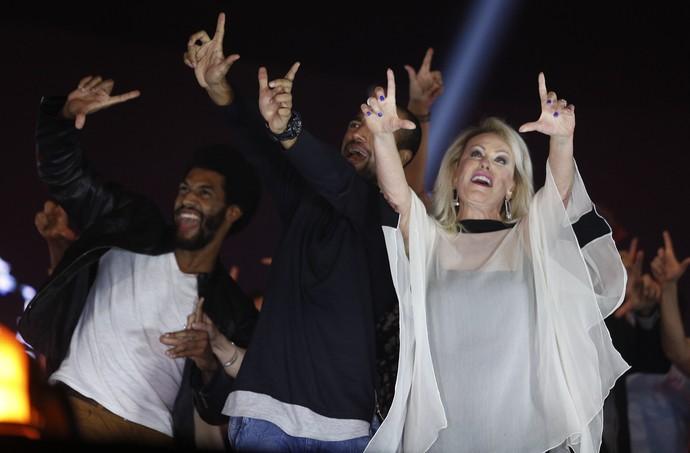 Tem que ver! É o 'Dança dos Famosos' na TV! (Foto: Raphael Dias / Gshow)