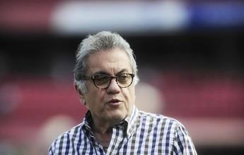 """Noriega questiona """"novos"""" métodos de Aidar no São Paulo: """"É um desastre"""""""