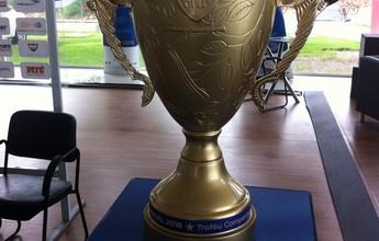 Troféu do Campeonato Potiguar homenageia maior cajueiro do mundo