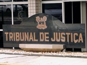 Tribunal de Justiça do Rio Grande do Norte, em Natal (Foto: Ricardo Araújo/G1)