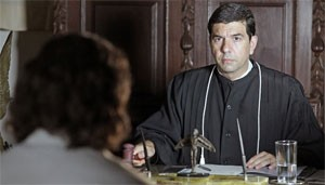 Juiz condena Donato pela morte de turista  (Foto: Flor do Caribe/TV Globo)