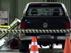 Carro invade portaria e quebra vidros em sede do Ministério da Fazenda