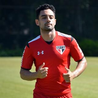 Daniel São paulo (Foto: Erico Leonan / site oficial do São Paulo FC)