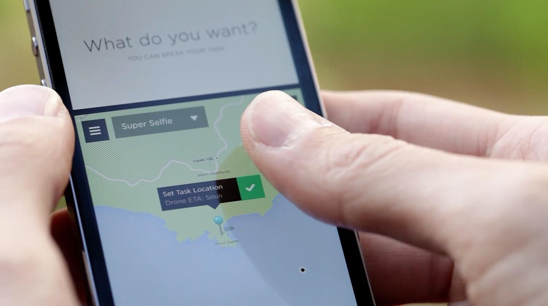 O app do Go For (Foto: Reprodução)