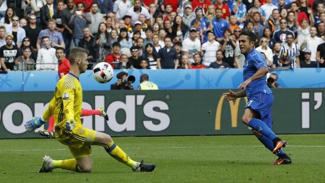 Itália x Espanha - Eurocopa 2016 - globoesporte.com 1e87ae6c9364c