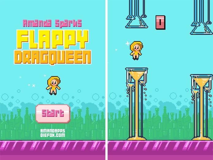 Flappy Dragqueen (Foto: Divulgação/Google Play)