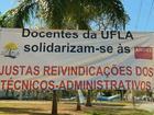 Greve afeta pelo menos 12 mil estudantes da Ufla no Sul de Minas