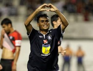 Rodrigo - meia do Sub-20 do Remo (Foto: Marcelo Seabra/O Liberal)
