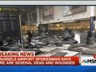 Explosões deixam mortos e feridos em metrô e aeroporto de Bruxelas