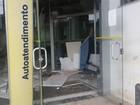 Grupo explode banco e cerca pelotão da PM em Coração de Maria, na Bahia