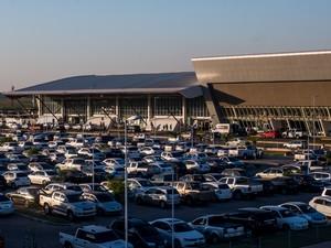 Aeroporto Marechal Rondon, em Várzea Grande (MT) (Foto: Mayke Toscano/GCOM-MT)
