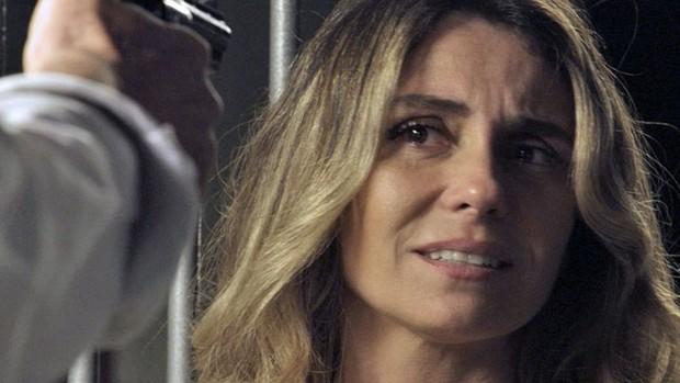 A Regra do Jogo: Gibson decide eliminar Atena (TV Globo)