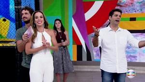 Encontro com Fátima Bernardes - Programa de Sexta-feira, 06/01/2017, na íntegra