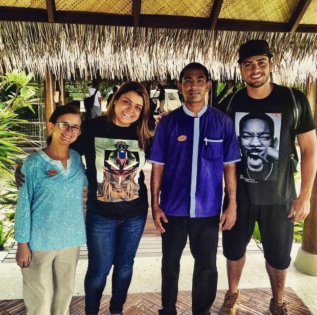 Preta Gil e Rodrigo Godoy (Foto: Instagram/Reprodução)