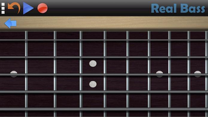 O Real Bass simula com perfeição o som de contra baixos elétricos e acústicos no Android (Foto: Divulgação/Real Bass) (Foto: O Real Bass simula com perfeição o som de contra baixos elétricos e acústicos no Android (Foto: Divulgação/Real Bass))