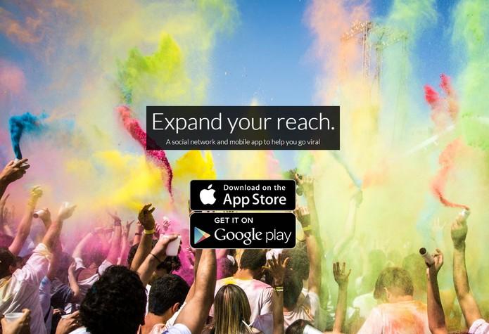 Minds, a rede social para viralizar seu conteúdo (Foto: Divulgação/Minds)