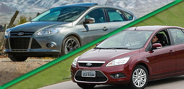 Novo ou usado? Ford Focus (Foto: Autoesporte)
