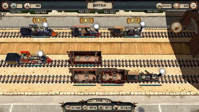 Melhorando o seu trem (Foto: Divulgação/Daedalic Entertainment)