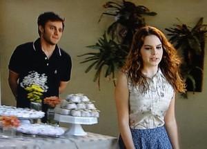 Martin não se toca que a ex já tá em outra, né, glr?  (Foto: Malhação / TV Globo)