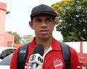 Após vitória histórica, Robston espera campanha mais regular do Vila Nova