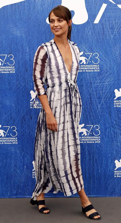 Alicia (Foto: Getty Images)