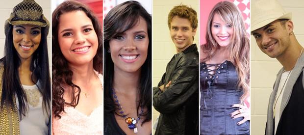 Sósias (Foto: The Voice Brasil/TV Globo)